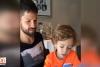 Diego'nun oğlu Davi, Türkçe öğreniyor