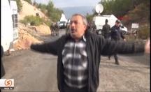 Ermenek'te madenci yakını yürekleri sızlattı -video