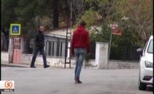 Bonzai içen gencin ibretlik görüntüsü -video