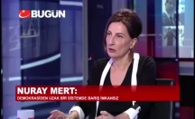Nuray Mert, Bugün TV'de Analiz programında Erkam Tufan'ın konuğu oldu. -video