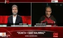 Selvi, Karaman'da Taner Yıldız'ın gömlekle madene inişini anlattı -video