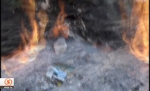 2500 yıllık yanartaşın sırrı ortaya çıktı -video