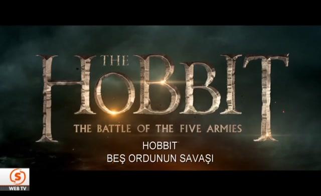 Hobbit: Beş Ordunun Savaşı'ndan Yeni Fragman