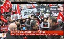 Demokrasi ve medyaya darbeye ABD'den tepki yağdı -video