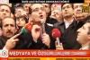 Kemal Gülen demokrasi nöbetindeki İzmirlileri yalnız bırakmadı