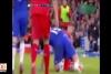 Diego Costa ve Gerrard birbirine girdi