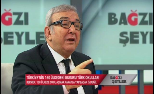 Ayhan Bermek: Türk okulları Allah'ın inayetiyle açıldı