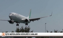Usta pilotlar adeta yeteneklerini konuşturdu! -video