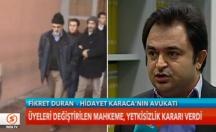 Fikret Duran: Artık hakim ve savcılara doğrudan müdahale etmeye başladılar -video