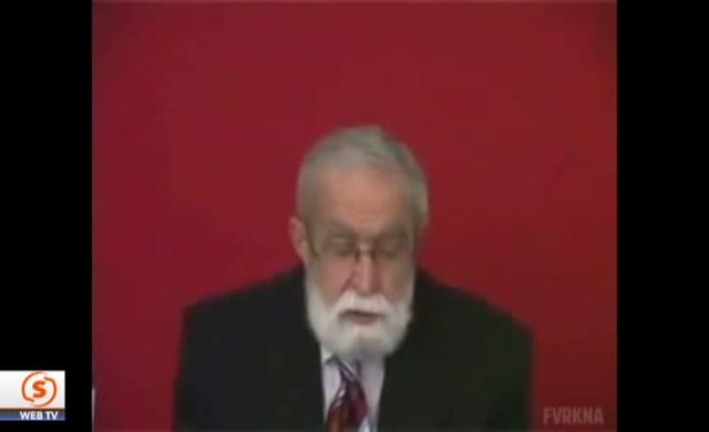 İskender Evrenesoğlu'yla ilgili ilginç video