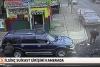 Bisikletli suikastçı güvenlik kamerasına böyle yansıdı!