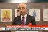 GYV Başkanı Mustafa Yeşil'den önemli açıklama