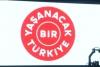 CHP'nin seçim şarkısı 'Yaşanacak bir Türkiye' ilk kez çalındı