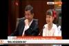 Davutoğlu'nun 23 Nisan programına siyaset karıştı