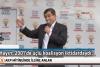 AKP mitingine gelenler ile Davutoğlu arasındaki ilginç diyalog!