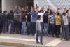 HDP'lilerden Erdoğan'a ilginç protesto