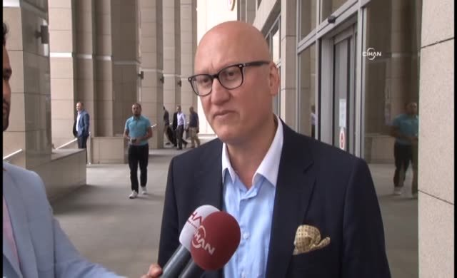 Gazeteci Erkam Tufan Aytav savcıya ifade verdi
