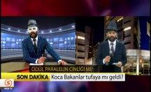'Yandaş TV', Reza'ya nasıl ödül verildiğini böyle anlattı -video