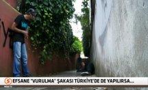 Efsane 'Vurulma şakası' Türkiye'de de yapılırsa... -video