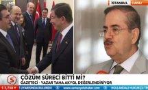 Taha Akyol'dan çok çarpıcı koalisyon yorumu -video