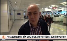 Süleyman Hurma istifasıyla ilgili konuştu -video