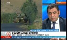 Sedat Laçiner, çözüm sürecindeki skandalı açıkladı -video