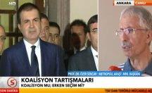 Özer Sencar'dan bomba AKP-CHP koalisyon açıklaması! -video