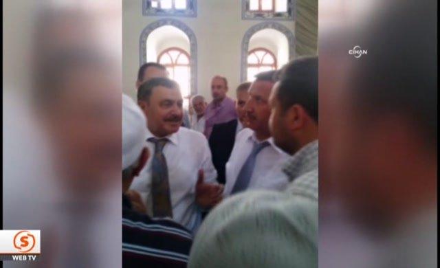 Vali Şerif Yılmaz, 36 yıllık Camiyi kapattı