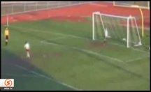 Futbol tarihine geçecek gol