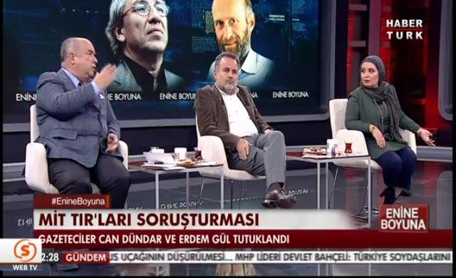 Fehmi Koru, Nihal Bengisu'yu canlı yayında fena bozdu