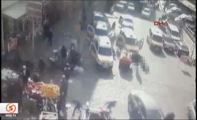 Tahir Elçi'nin öldüğü saldırıda flaş görüntü