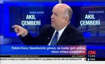 Fehmi Koru'dan Gül ve Dündar'a destek