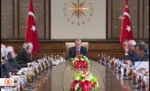 Erdoğan Musevi Cemaat lideriyle görüştü