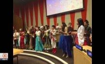 Dünyanın Renkleri BM Genel Merkezi'nde