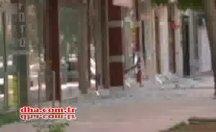 Gaziantep Emniyet Müdürlüğü'ne hain saldırı