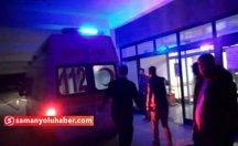 Jandarma karakoluna bombalı araçla saldırı!.. 1 şehit, 10 yaralı!