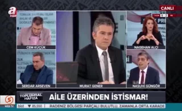 Nasuhi Güngör: Ak Parti Ahmet Davutoğlu ile yola devam edemez