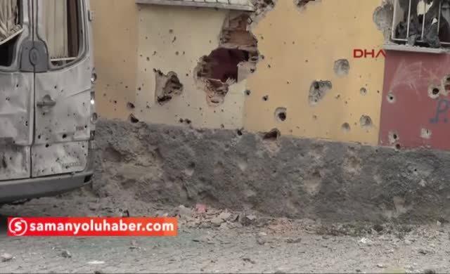 IŞİD Kilis'i vurmaya devam ediyor