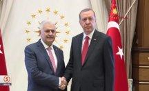 Binali Yıldırım, yeni kabineyi Erdoğan'a sundu