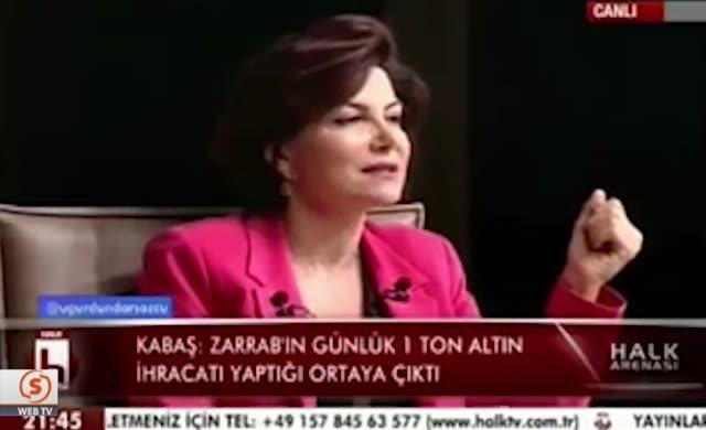 Sedef Kabaş: Türkiye o polislerden özür dileyecek