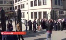 Van Özel Serhat Eğitim Kurumları'na polis baskını