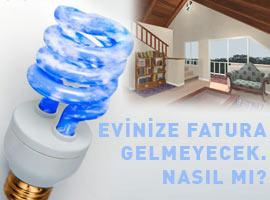 Yenilenebilir Enerji Yasası, güneş haritası, bedava elektrik üretimi, bedava elektrik