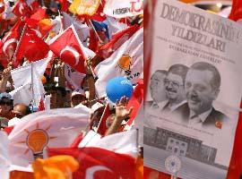 'AK Tren'le İstanbul çıkarması'