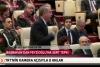 TRT kamerasından Başbakan'ın salonu terk etme anı